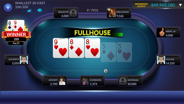 Poker Uang Asli Server IDNPLAY