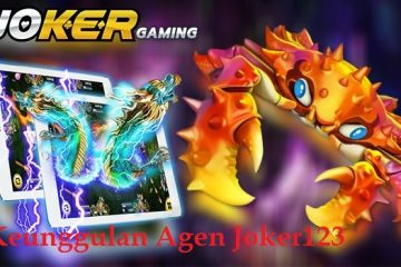 Keunggulan Agen Joker123