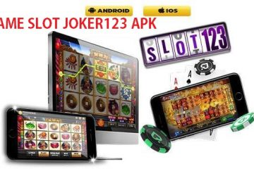 GAME SLOT JOKER123 APK